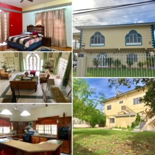 Five Bedroom House for Sale in Valsayn South on large lot- TT$6.75M ONO