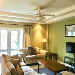 St. Anns 2 bedroom Furnished Apartment- $8000/Mth ONO