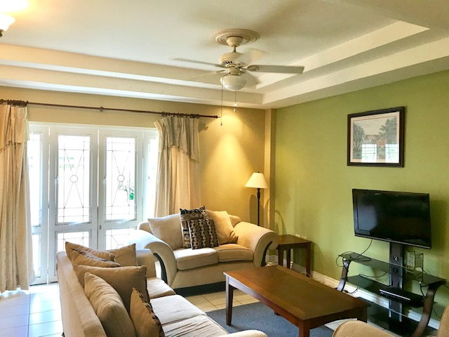 St. Anns 2 bedroom Furnished Apartment