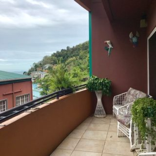 Spacious property with ample storage and lovely views for SALE at Hopeland Heights in Glencoe- TT$2.8M ONO