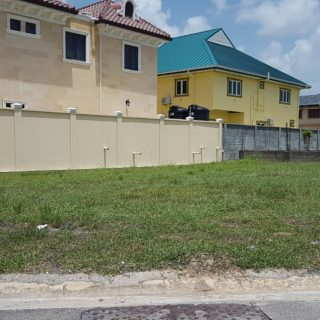 BRENTWOOD PALMS CHAGUANAS LAND FOR SALE GATED COMMUNITY