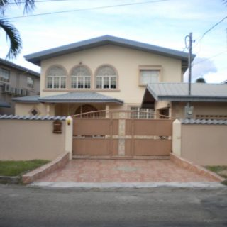 Fully furnished house for sale in Chaguanas