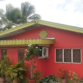 Residential Sale – Orange Field Road, Carapichaima