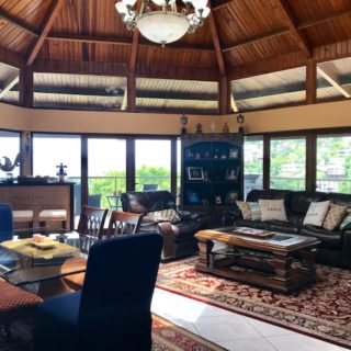 FANTASTIC EXECUTIVE HOUSE FOR RENT- 13 Goodwood Ridge, Goodwood Park- USD$5000