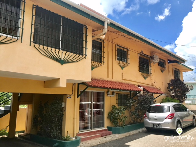 GREAT STARTER HOME FOR SALE- 41 SYDENHAM AVE, 2 BEDROOM APARTMENT FOR SALE- TT$1.7M ONO