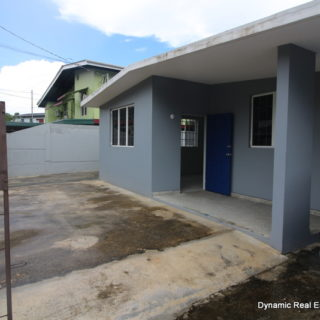Diego Martin Main Road House with Annex