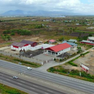 Charlieville, Highway, Commercial Buildings