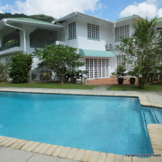 Collens Road Maraval Large House and Land