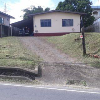 San Francique Road, Penal