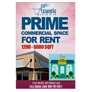 Point Lisas Industrial Estate, Atlantic Drive Couva Ground Floor Office Space