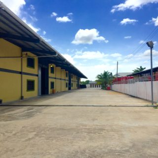 WAREHOUSE IN  FREEPORT- COUVA 10,000 SQFT. FOR  RENT!