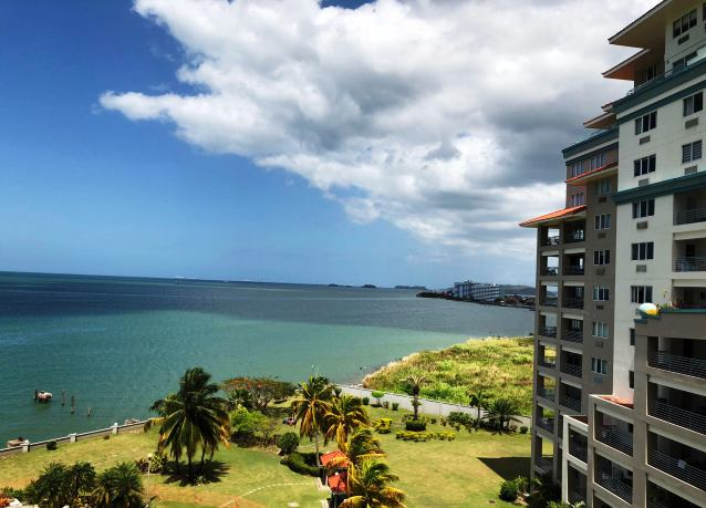 FOR SALE BAYSIDE TOWERS – 2 bedroom APT WITH OCEAN VIEWS!