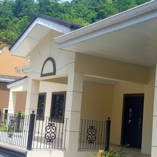 NEW HOUSE EXECUTIVELY STYLED AT LA RIVE, MARAVAL FOR SALE