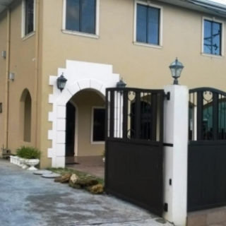 Anguila Park, Maraval  Two Story 4 bedroom 4.5 Bath  Modern Home – $4.95 M