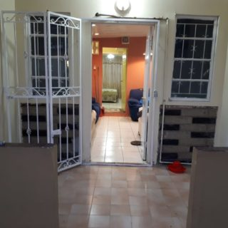 Diego Martin, Benjamin Dr. Ext.1,  Apartment, one bedroom, Semi-furnished, TT$ 3,500