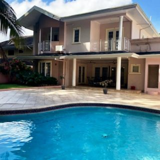 EXECUTIVE HOME FOR RENT IN TOMSWAY MOKA