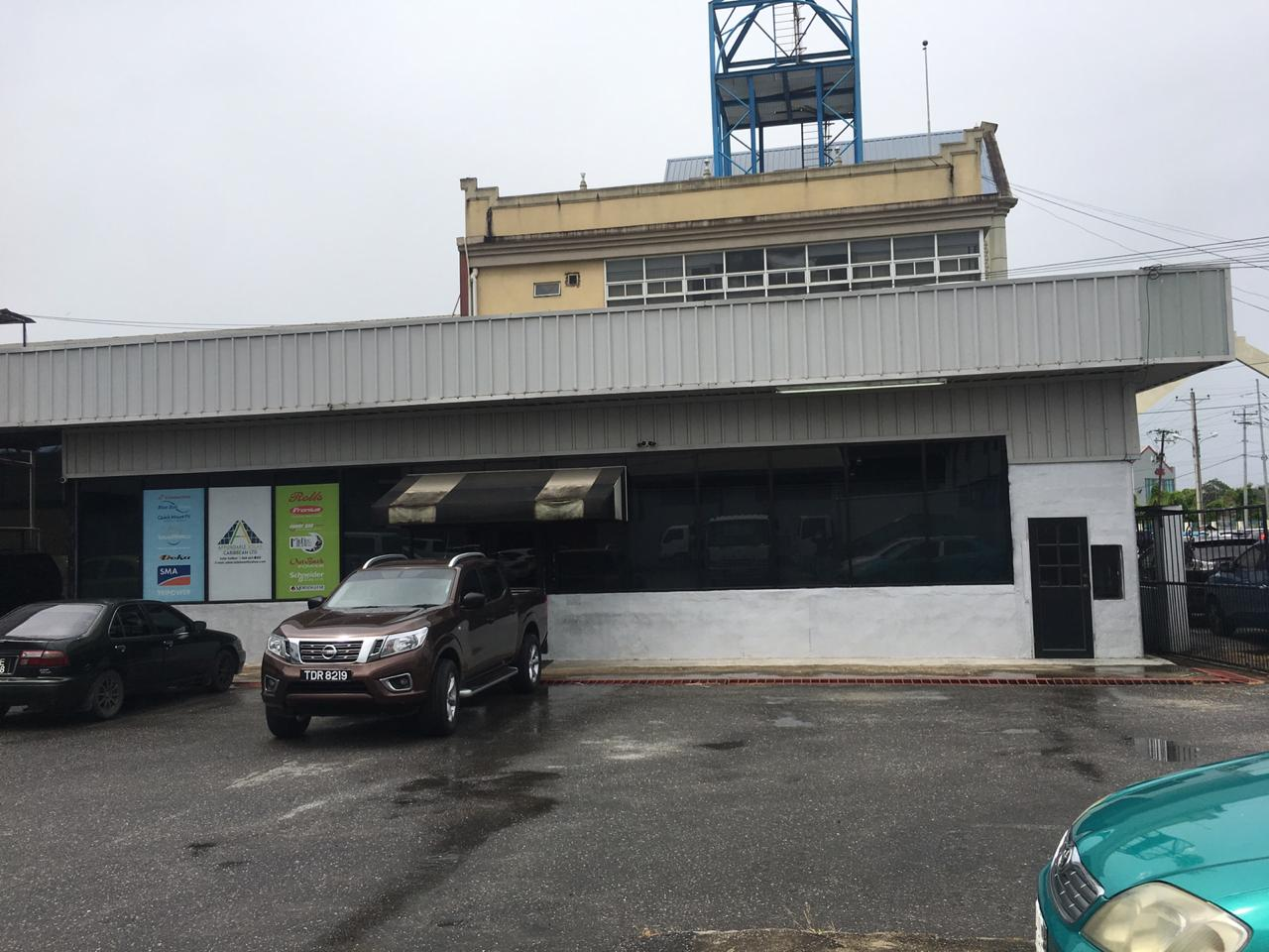 Chaguanas Commercial space for rent