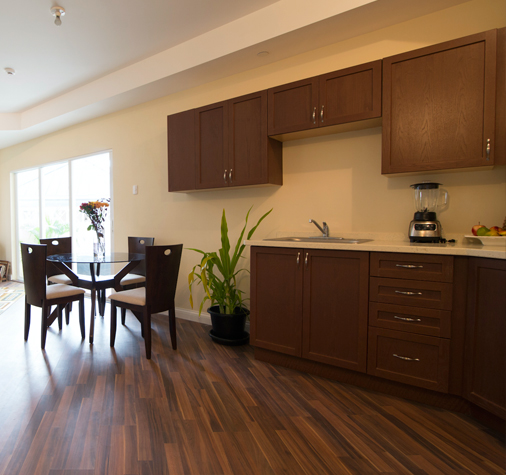 MODERN 1 bedroom fully air conditioned apartment for sale