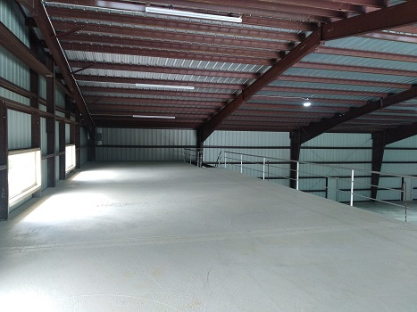 NEW 5,000+ SQFT WAREHOUSE AND 2,500 SQFT MEZZANINE FOR RENT IN CENTRAL