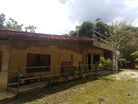 Two-Acre Homestead, with House, for sale at Maracas, St. Joseph