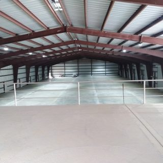 NEW 25,000 SQFT WAREHOUSE WITH 2,500 SQFT MEZZANINE FOR RENT IN CENTRAL