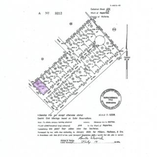 LAND FOR SALE – Hillcrest Development