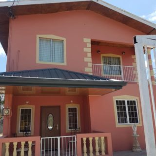 FOR RENT 2 BEDROOM APT – ROYSTONIA COUVA