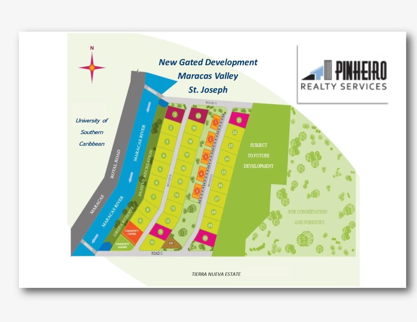 Maracas Valley, St. Joseph, New Development, Residential Sale