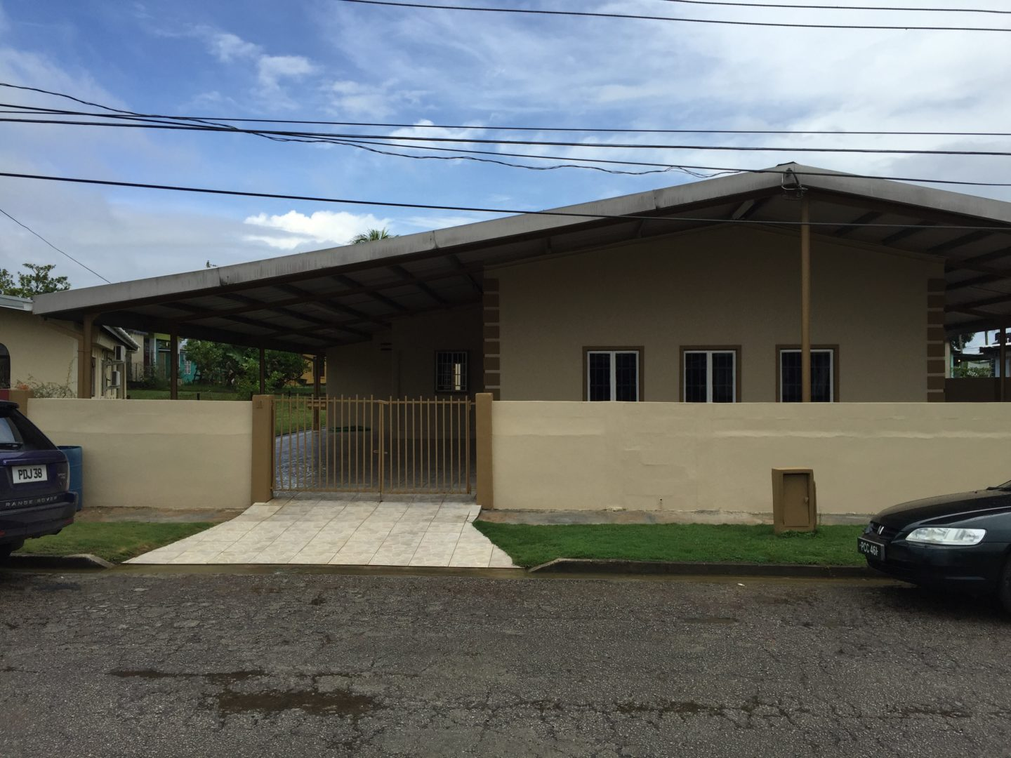 Four (4) Bedroom, Two (2) Bath Family Home, Income Potential.
