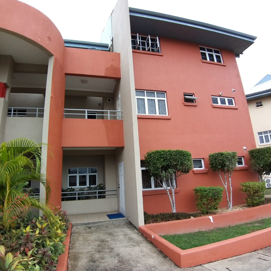 Lovely Apartment For Sale In Gated Community In Trincity