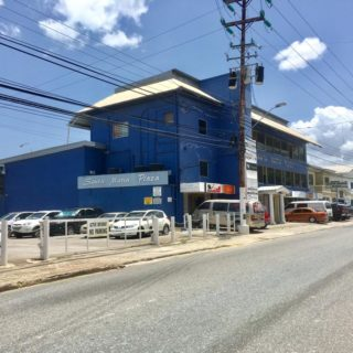 COMMERCIAL SPACE FOR RENT- MUCURAPO ROAD, ST. JAMES