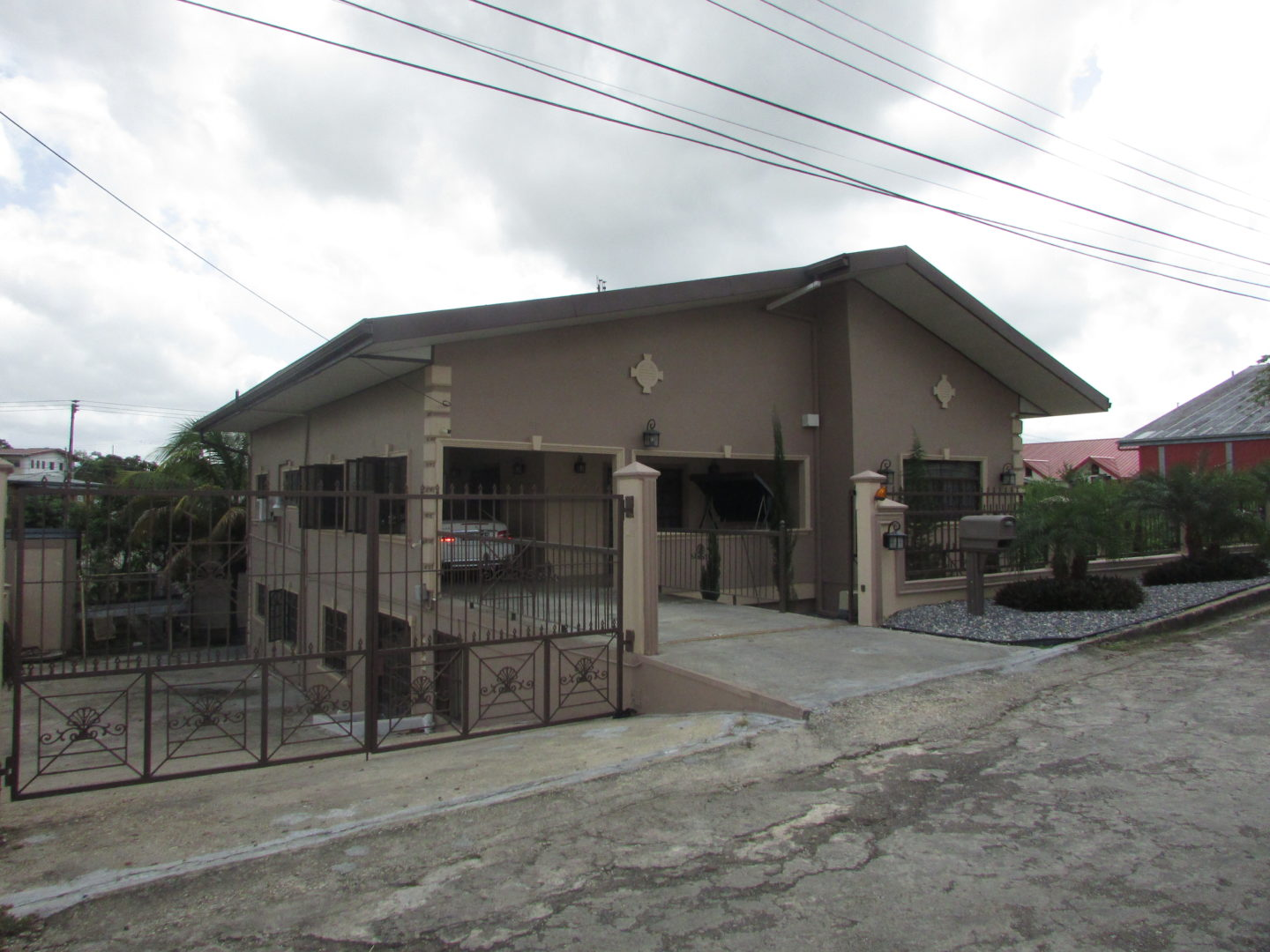Central Park Couva Two Storey For Sale -2.65M