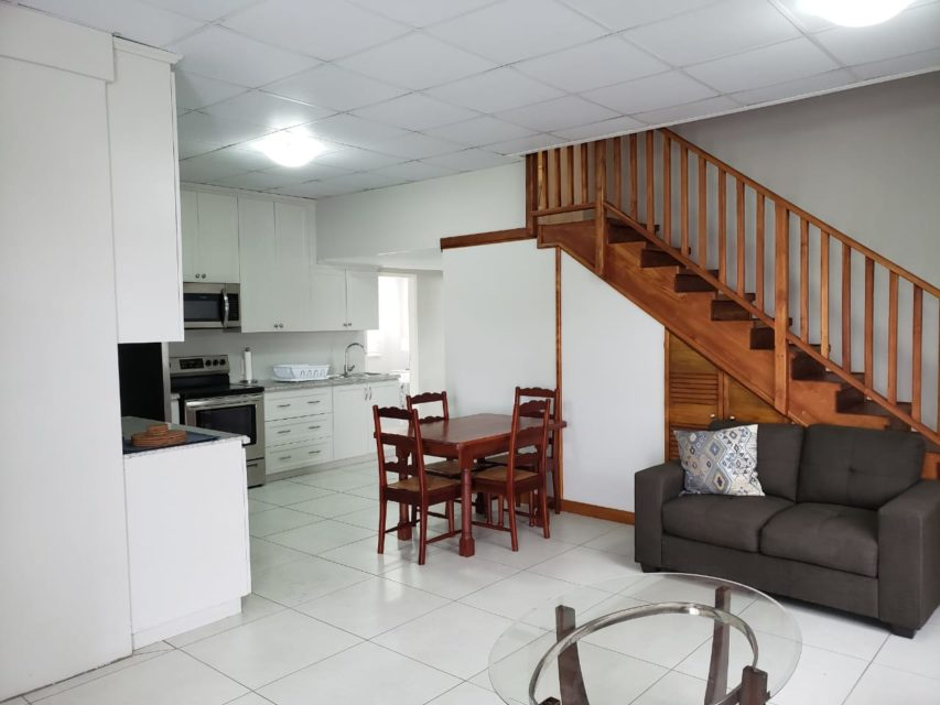 Modern, Furnished 3 Bedrooms, 3 Bathrooms Apartment With Loft