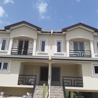Palmiste Townhouse Development- TT$2.7M