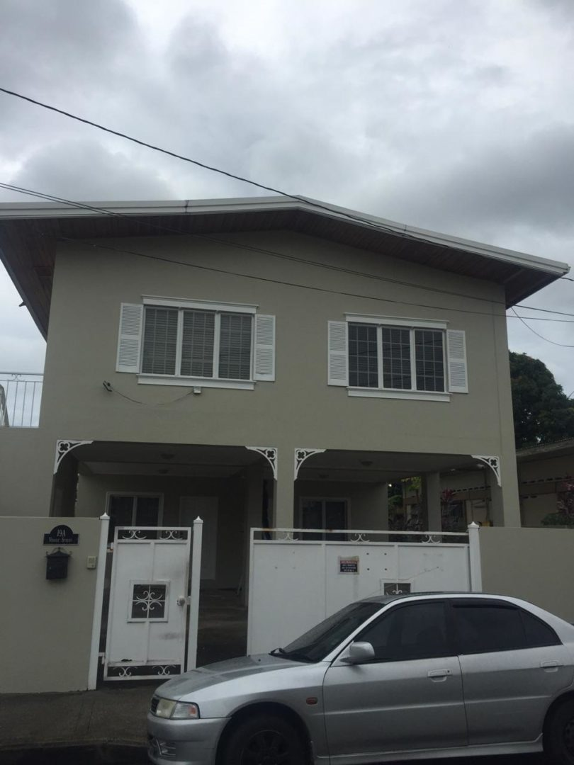 FOR RENT: Commercial property 3 rooms, 1 baths, 1 full kitchen, parking, St.James