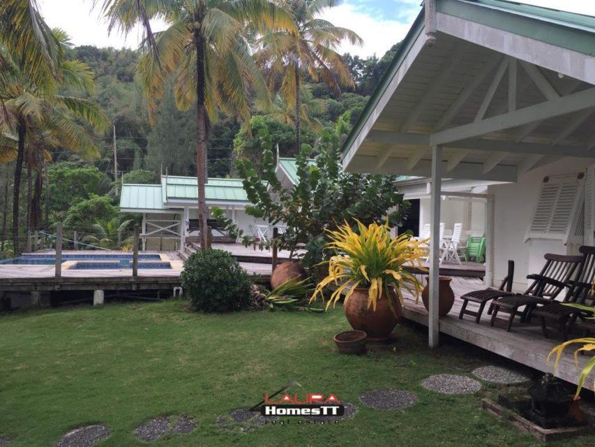 Blanchisseuse Villa for Sale