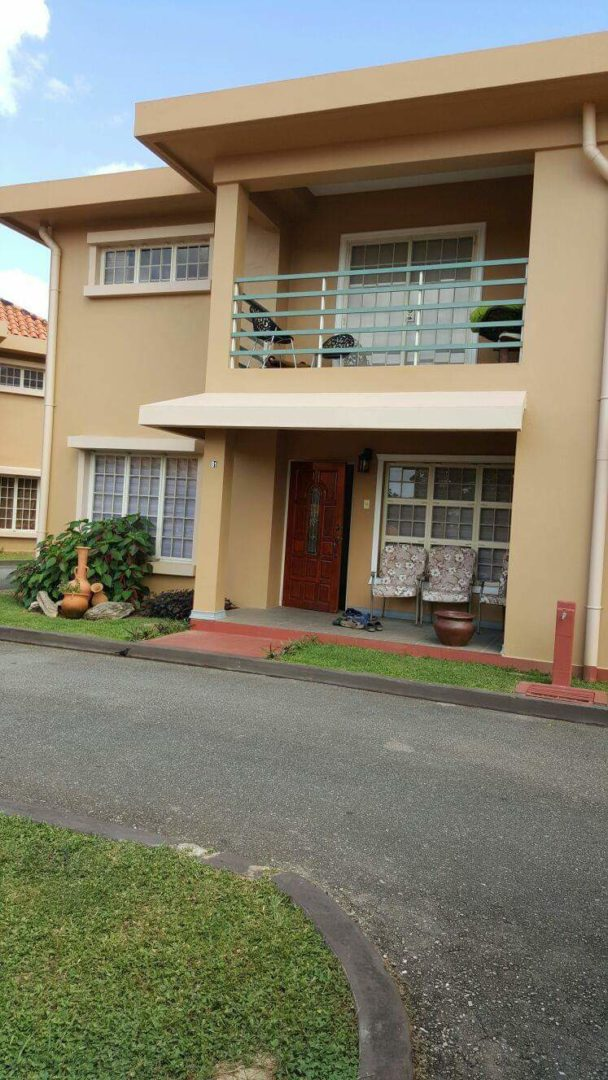 FOR RENT: CENTRAL PARK, COUVA TOWNHOUSE