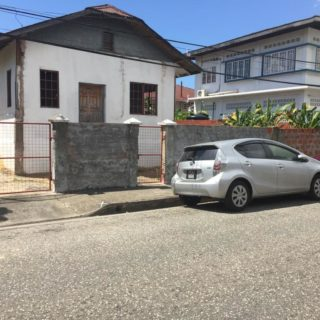 LAND FOR SALE – Woodbrook
