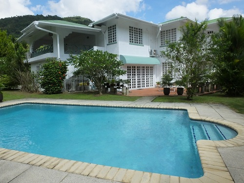 Executive house  for Sale in Collins Rd, early Maraval $11 M