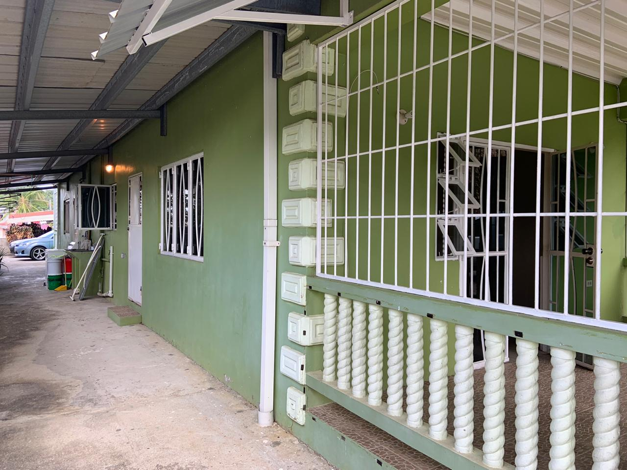 2 bed apartment for rent in Tunapuna
