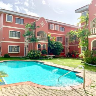 3 Bedroom Furnished at Sydenham Court, St. Anns- $10,000/Mth ONO
