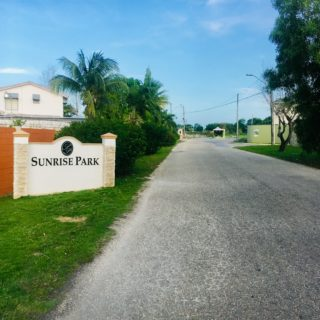 Sunrise Park – Trincity
