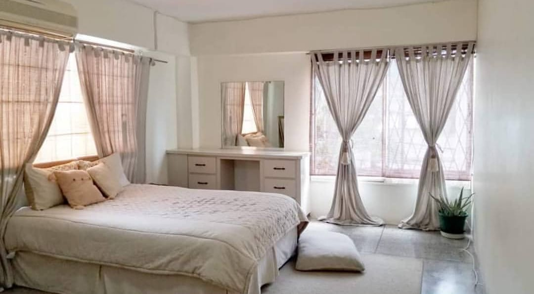 Semi-Furnished Two (2) Bedrooms, One (1) Bathroom First Floor Apartment