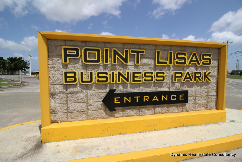 Point Lisas Business Park Commercial Warehouse