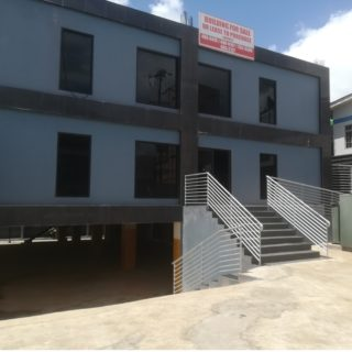 Farfan Street Arima, 2 storey commercial building- REDUCED PRICE FROM 16m