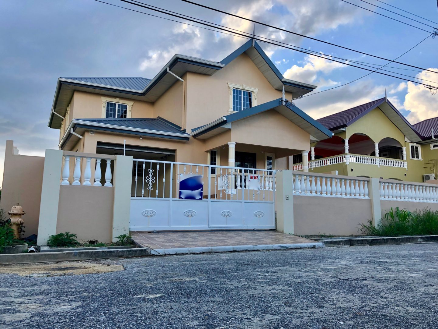 Timberland Park – Newly constructed home