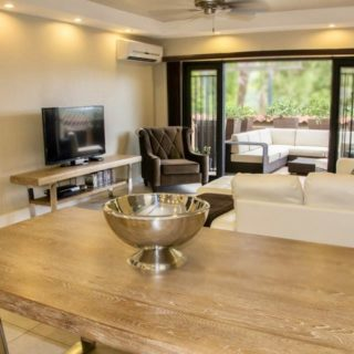 Beautiful Furnished Fairways 2 Bedroom Apartment