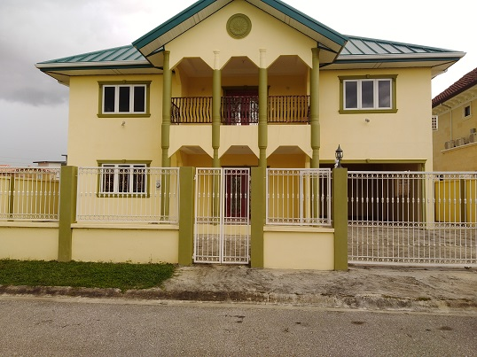 HOME FOR SALE AT BRENTWOOD PALMS, CHAGUANAS