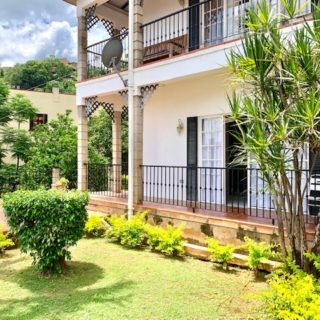 Cascade Furnished Spanish Villas Studio Apartment- TT$5000/Mth