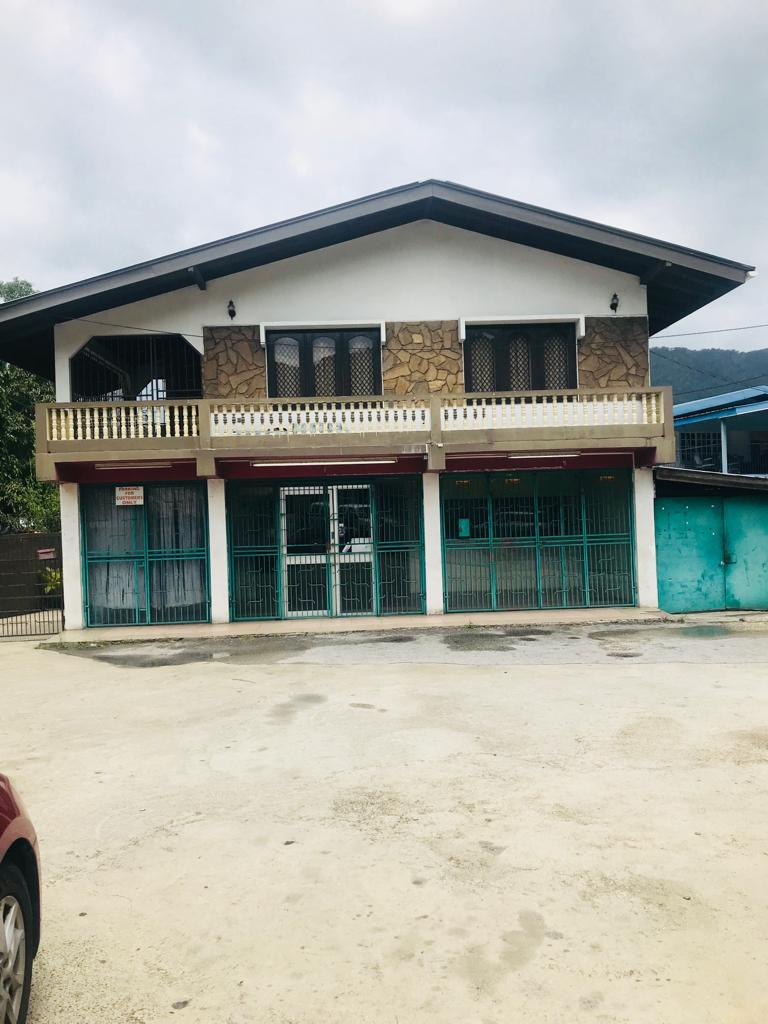 Commercial space Diego Martin Main Rd (neg)